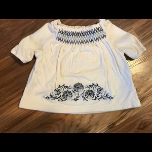 Baby Smocked Top